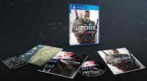 The Witcher PS4 and Nathan Drake collection
