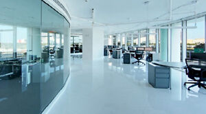 We do commercial cleaning entretien ménager commerciale West Island Greater Montréal image 2