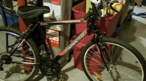 Supercycle 1800 Mountain Bike 24""