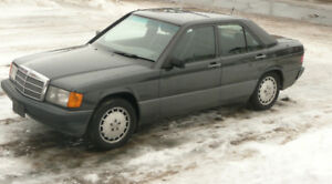 1989 Mercedes-Benz 190-Series Berline