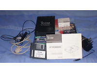 Icom IC-PCR1000 Computer Controlled Communications Receiver (Price Drop)