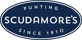 Cambridge punt tour guides