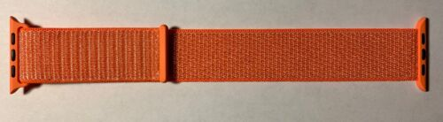 Apple MQWC2AM/A Sport Loop for Watch 42mm Spicy Orange