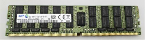 Samsung M386A4G40DM0-CPB 32GB 4DRx4 PC4-2133P Server RAM DDR4 Excellent Shape