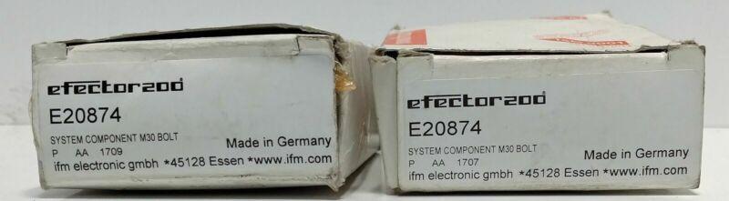 IFM E20874 Mounting Bracket for Position Sensors