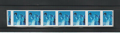 US EFO, ERROR Stamps: #3477 Liberty. Die cut shift PS7, #4444 PNC MNH