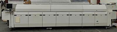 Electrovert Speedline Omniflex 10 Reflow Oven Edge Cbs