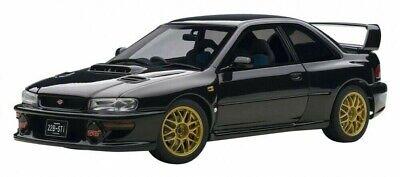 USED AUTOart Best Price 1/18 Subaru Impreza 22B STi Version Black Completed Item