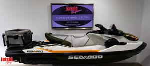 Jetski Sea-Doo FishPro 170 2020 21 hours Jet Ski & Trailer FISH PRO! Ashmore Gold Coast City Preview