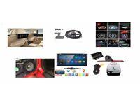 Car Installer Fitting Stereos,Car Radio decoding, Reverse Sensors Cameras GPS Tracker
