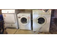 Free if can collect - Washing machine, condenser dryer & mini dryer