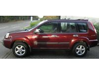 2003 NISSAN X-TRAIL 2.0 SPORT SUV - ONLY £2000