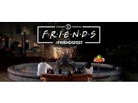 4x friendsfest tickets for sold out event manchester