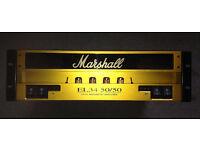 Marshall EL34 50/50 Power Amplifier