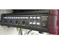 Kustom amplifier