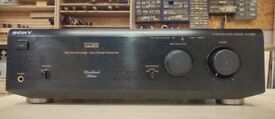 Sony TA-F448EB Brooklands edition Integrated Stereo Amplifier with phono stage