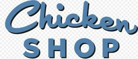 Chicken pizza shop for sale running business ( see description)