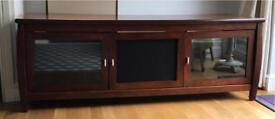 TV-Stereo cabinet