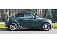 MINI Cooper S Roadster 1.6 2dr LEATHER & CHILLI PACK!!