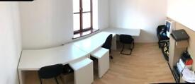 Small Work Space/Room To Rent In Creative Office