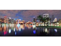 London to Orlando - Discount Flight Tickets