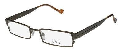 NEW OGI 3056 FABULOUS OPHTHALMIC POPULAR SHAPE EYEGLASS (Popular Mens Eyeglasses)