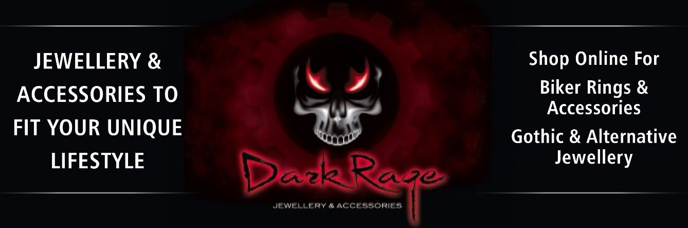 Dark Rage Jewellery
