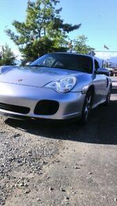 2001 Porsche 911 Turbo Coupe (2 door)