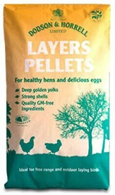 Layers Pellets Poultry Feed - 20kg