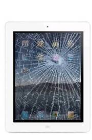Wanted smashed ipad and iphones