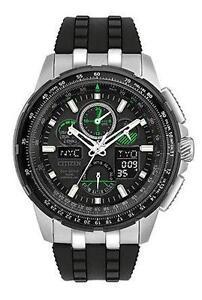 Skyhawk A-T Chronograph Perpetual Men's Watch JY8051-08E