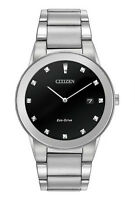 Citizen Men's AU1060-51G Axiom Analog Display Japanese