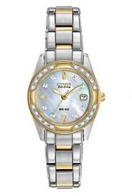 New Citizen Diamond Watch