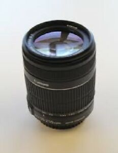 Canon EF-S 55-250mm F4-5.6 IS STM Lens for sale