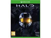 Halo: The Master Chief Collection XBOX ONE GAME - 100% WORKING GOOD CONDITION