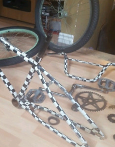 Looking to buy: Old BMX handlebars