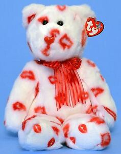 Smooch the St. Valentine's Day Teddy Bear Ty Beanie Buddy Kitchener / Waterloo Kitchener Area image 1