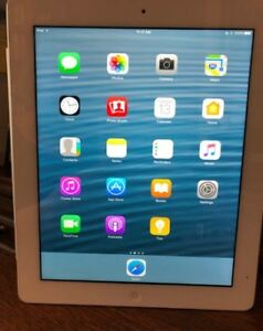 Apple IPad 4th generation WiFi 32 GB with smart cover
