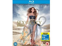 Sex & the city 1 & 2, Date night & Breaking dawn part 2 (BLU-RAYS)