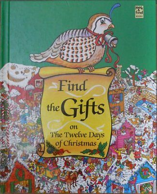 Find the Gifts on the Twelve Days of Christmas (Look & Find Books) ()