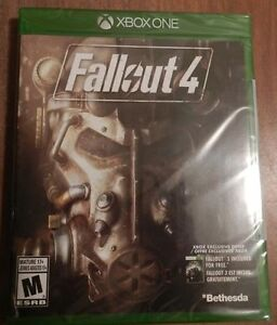 Xbox One Games - New & Sealed