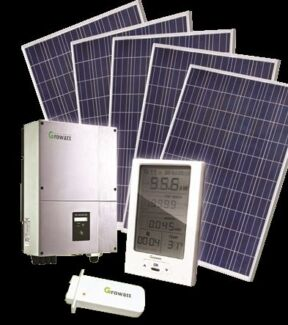 5kw Solar System Brisbane $3990 (Battery Ready) Brisbane City Brisbane North West Preview
