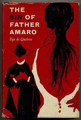 Usado, Eca de QUEIROZ / The Sin of Father Amaro First Edition 1963 comprar usado  Enviando para Brazil