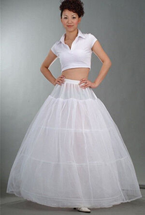 Ball Gown Bridal Slip