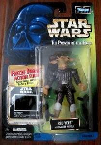 Star Wars Figures - Japan Imports (RARE)