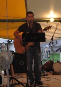 Acoustic Musician for Your Event