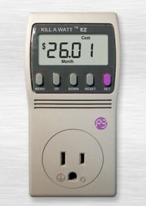 KILL A WATT – Electricity Usage Monitor that SAVES YOU MONEY