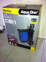 aqua one marisys 240 series 2 Glendenning Blacktown Area Preview