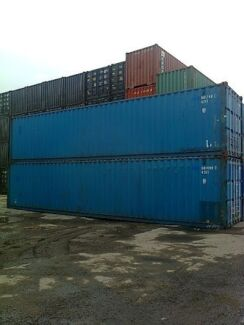 "40"" Shipping Containers  Herne Hill Swan Area Preview"