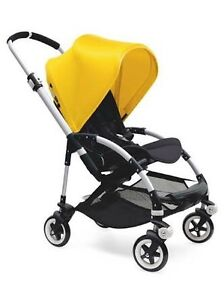 Bugaboo bee plus yellow hood North Plympton West Torrens Area Preview